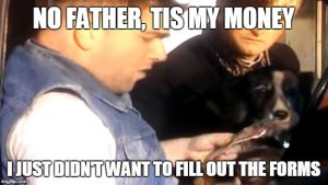 Tom Father Ted
