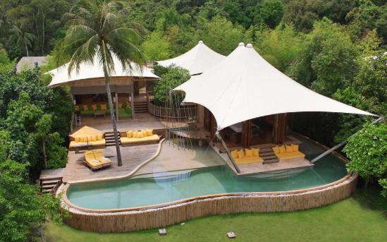 Soneva Kiri Hotel Thailand