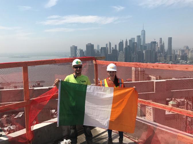 Irish in New York