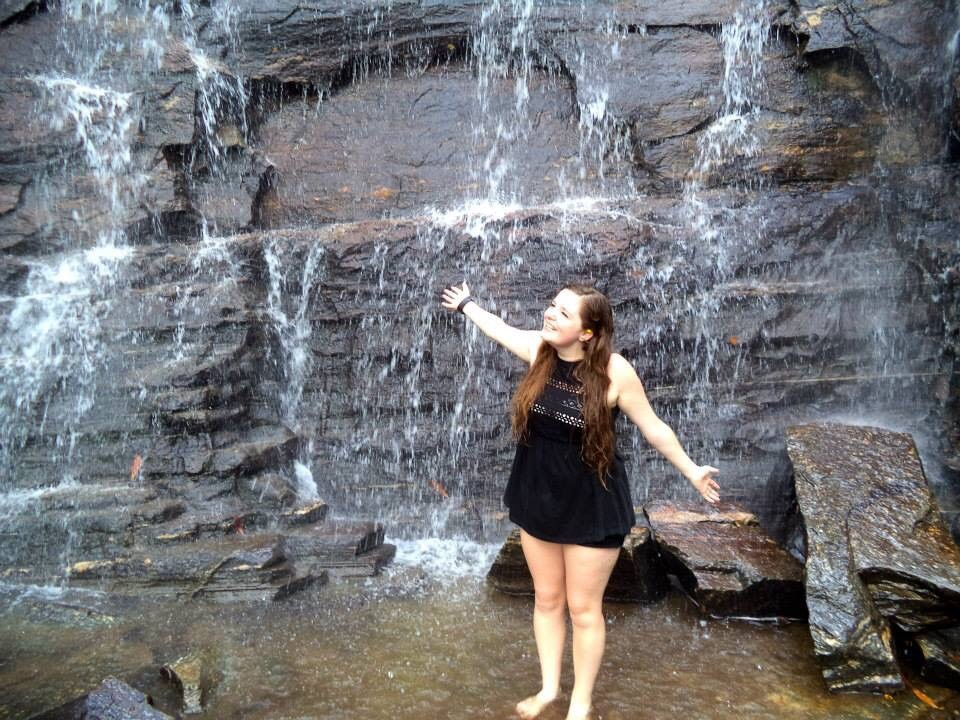 waterfall usa